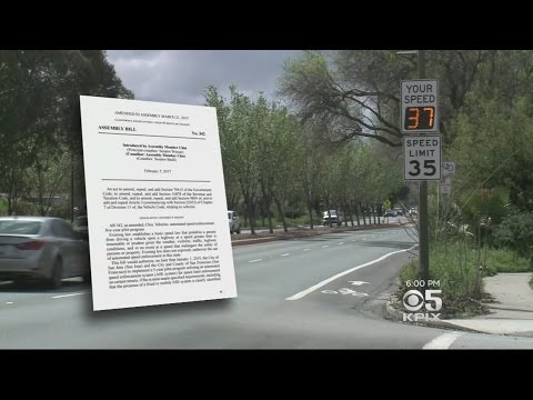 San Jose, San Francisco Look To Speed Cameras To Slow Down Drivers