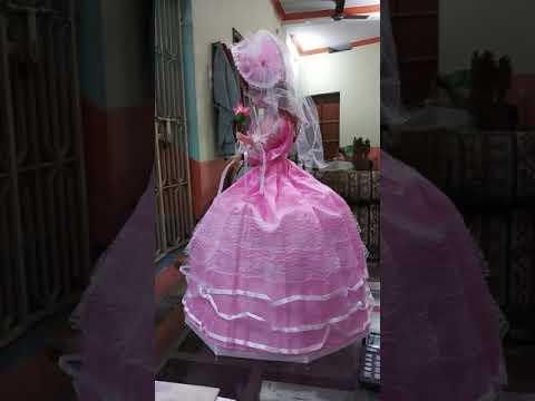 Musical  umbrella dancing  doll