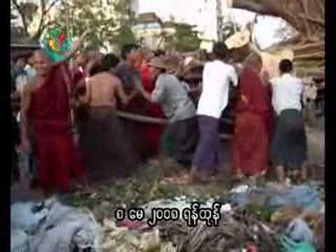 080508 - Rangoon Post Ciclone Nargis