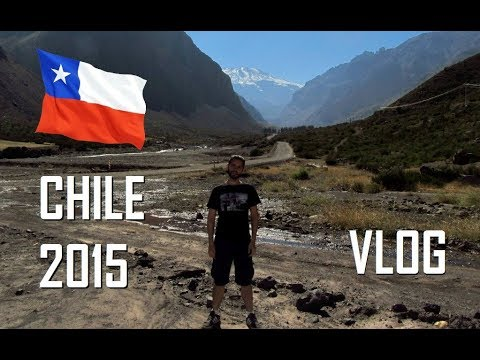 [VLOG] Chile 2015 (Santiago, Valparaiso, Viña Del Mar) em 6 dias