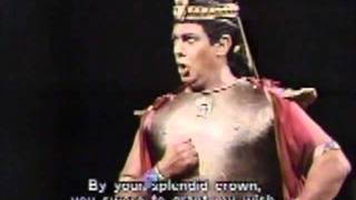 Video Verdi: Aida with Freni, Domingo, Wixell. Houston 1987 download MP3, 3GP, MP4, WEBM, AVI, FLV Oktober 2017