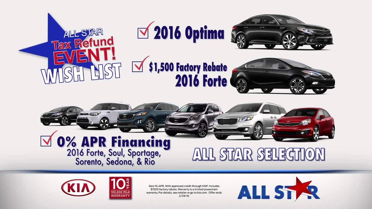 All Star Kia News Of New Car Release