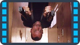 Трюк со стрельбой из двух Беретт 92FS — «Леон» (1994) сцена 7/8 QFHD