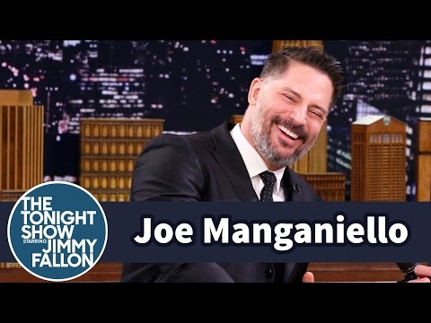 Joe Manganiello Does Impressions of Peewee Herman, Kermit the Frog and Arnold Schwarzenegger