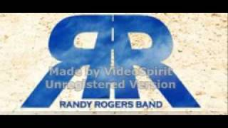 Watch Randy Rogers Band Friends With Benefits video