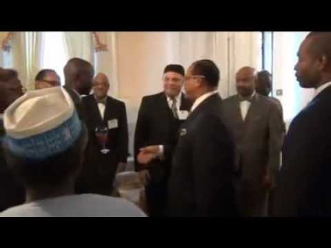 Min. Farrakhan Visits The President of Tuskegee University