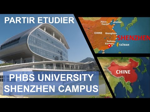 CAMPUS - PHBS UNIVERSITY SHENZHEN