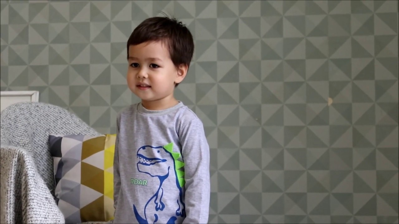 Джемпер для мальчика DINO / производитель детской одежды КотМарКот