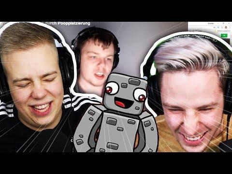 SCHWERSTE Nicht Lachen Challenge YouTube Kake Edition | Alphastein & Avive