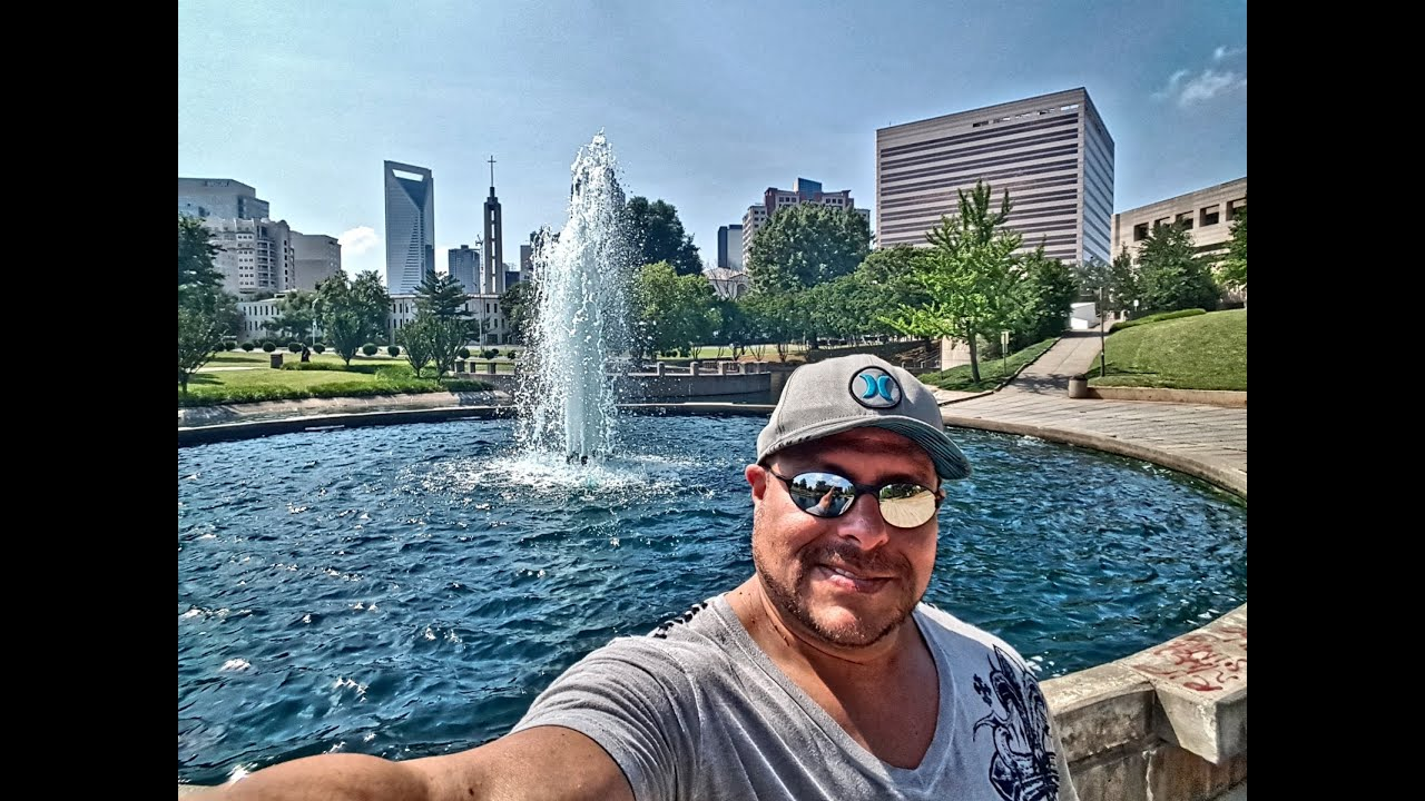 An Awesome day at the Great City of Charlotte North Carolina