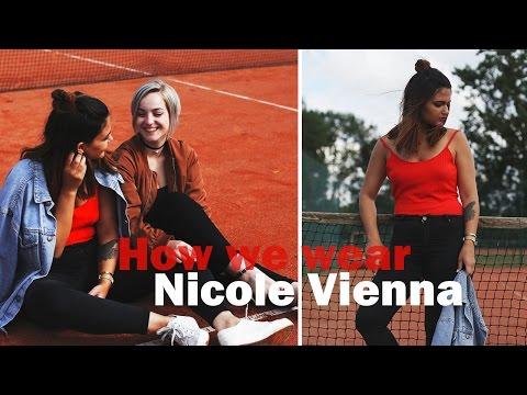 How we wear our Nicole Vienna w/Stayclassy