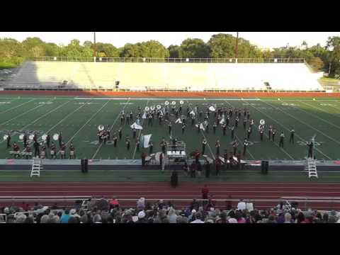 Goose Creek Memorial High School Band 2015 - UIL Region 10 Marching Contest