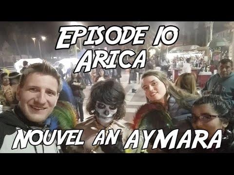 Nord du Chili #10 Arica et le nouvel an Aymara