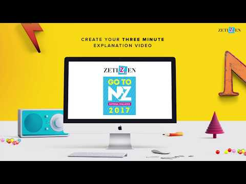 CONTOH VIDEO 50 BESAR ZETIZEN NATIONAL CHALLENGE 2017!