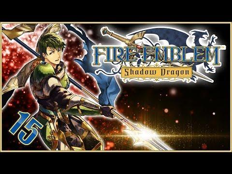 Fire Emblem: Shadow Dragon [#15] - Letzte Hürde für Aurelis (Deutsch)