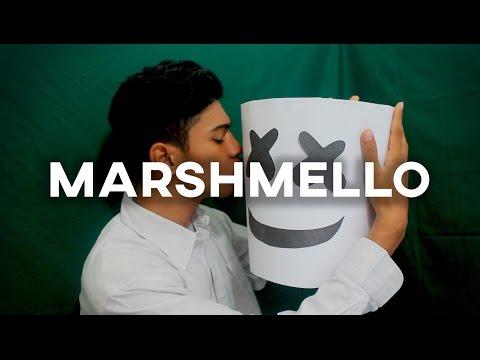 MARSHMELLO HELMET TUTORIAL LOW BUDGET!