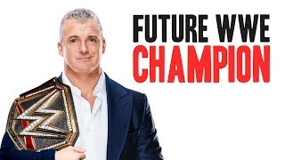 7 Reasons Why Shane McMahon Needs To Win The WWE Championship!