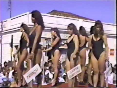 109 ANOS DE MONTE ALTO - DESFILE - POLÍTICOS - IMPRENSA -1990