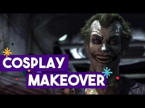 SDCC News Updates, Trivia, a Joker Cosplay Makeover and More LIVE From FANDOMFEST!