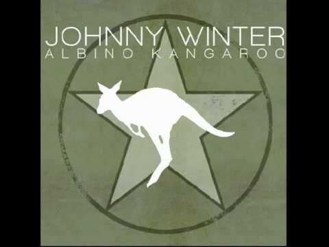 Johnny Winter - Silver Train * Albino Kangaroo 1973 * Bootleg