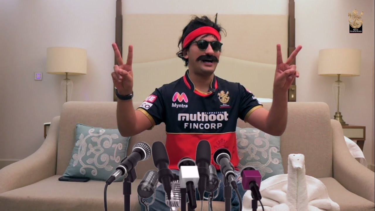 RCB Insider with Mr. Nags: Parody Press Conference