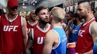 Cody Garbrandt goes after T.J. Dillashaw | THE ULTIMATE FIGHTER