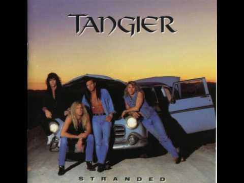 Tangier - Caution to the wind    (from the Stranded cd 1991)