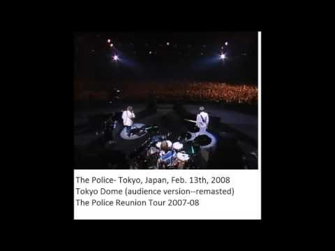 "The Police- Saratoga Springs, NY, ""Saratoga Performing Arts Center"" 8-01-2008 (FULL SHOW)"