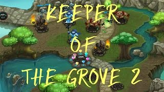 Keeper of the Grove 2 gameplay walkthrough