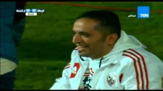 بالفيديو..«كهربا» يحرز الهدف الرابع للزمالك بمرمى المحلة
