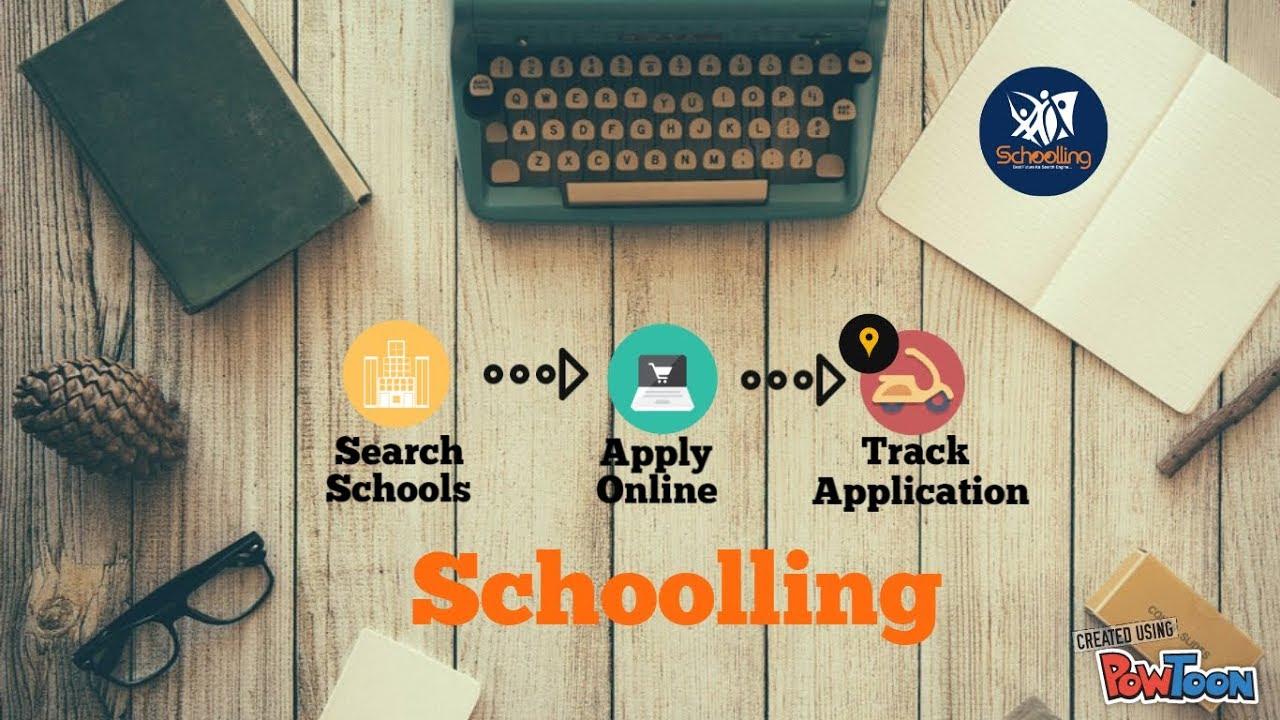 Schoolling | Delhi Nursery And School Online Admissions