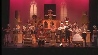 Human Again - Beauty and the Beast - Broadway Theatre of Pitman NJ 2007