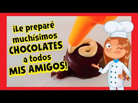 Chocolateria Gourmet Videomanual Juguetes Mi Alegria Youtube