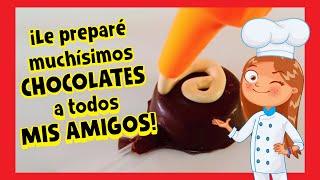 Chocolateria gourmet Video-manual Juguetes Mi Alegria