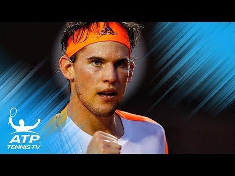Top 15 Shots in 2017 ATP Tennis Season!
