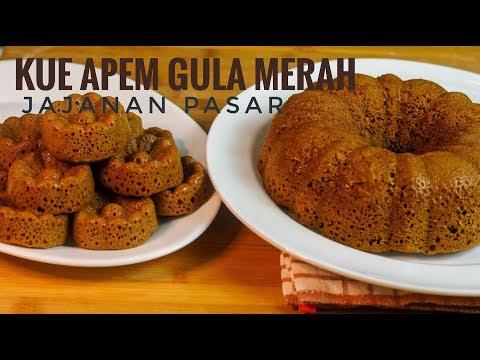 Resep Kue Sengkulun   Jajanan Pasar Tradisional.