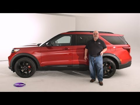 2020 Ford Explorer ST: First Impressions – Cars.com