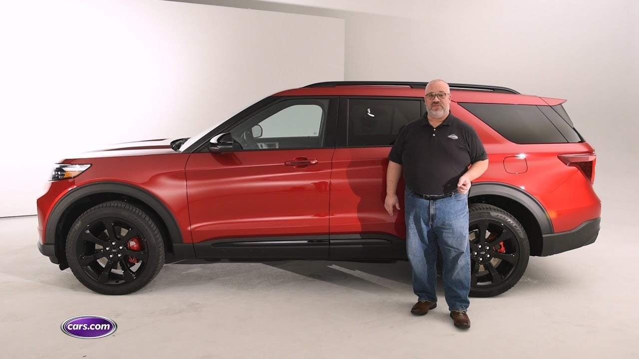 2020 Ford Explorer ST: First Impressions – Cars.com - YouTube