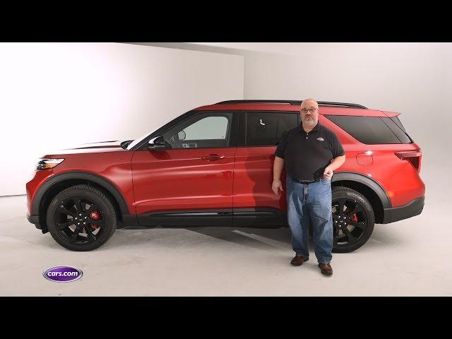 2020 Ford Explorer ST: First Impressions –Cars.com