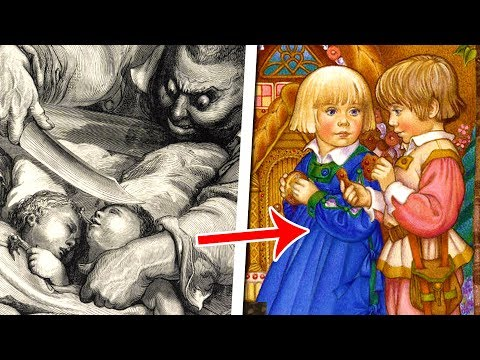 The VERY Messed Up Origins of Hansel and Gretel | Fables Explained - Jon Solo