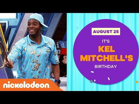 'Happy Birthday, Kel Mitchell!'  Tribute Music Video  Game Shakers  Nick