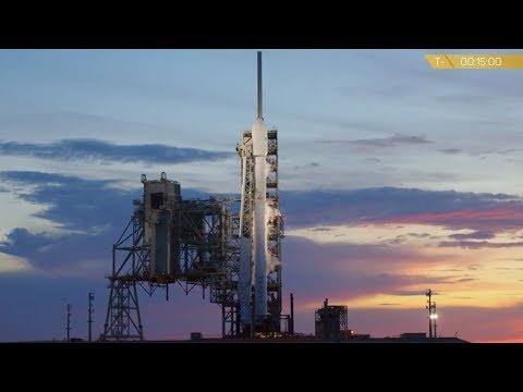 SpaceX Falcon 9 aborted launch of Intelsat 35e, 4 July 2017