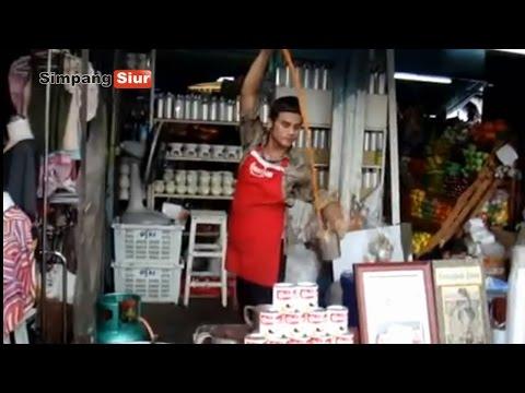 Atraksi Hebat Chef Bikin TEH TARIK - Aksi Hebat Atraksi Chef Muda