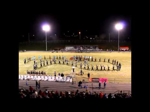 Sevier County High School Marching Band - Journey