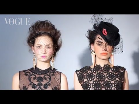 Double Take | Fashion Film for Sept.'13 Big Issue | VOGUE India