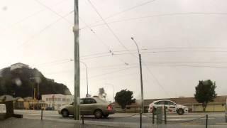Lightning Strikes Wellington Zephyrometer