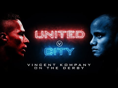 'THIS MEANS MORE THAN ANY OTHER GAME'  |  Vincent Kompany on the Manchester Derby