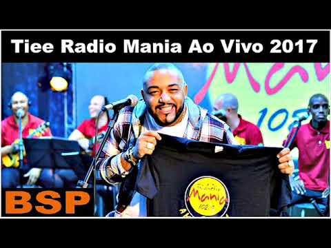 Tiee Radio Mania Ao Vivo Maio 2017 BSP