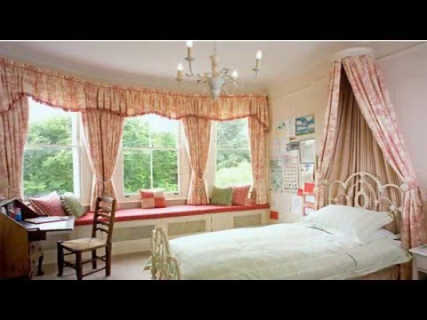 Beautiful Girl Bed Canopy Ideas & Beautiful Girl Bed Canopy Ideas - YouTube