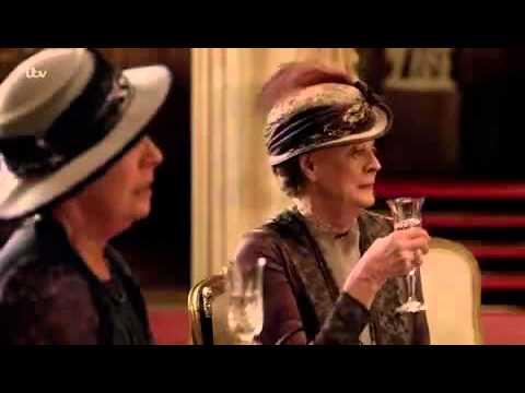 Downton Abbey Last Episode  (final Scene )